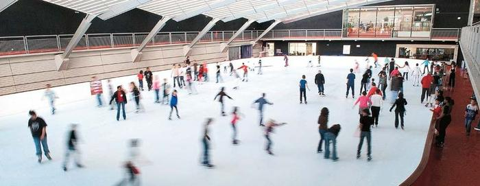 Drancy - patinoire